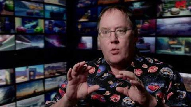 Ousted Pixar chief John Lasseter to head Skydance Animation