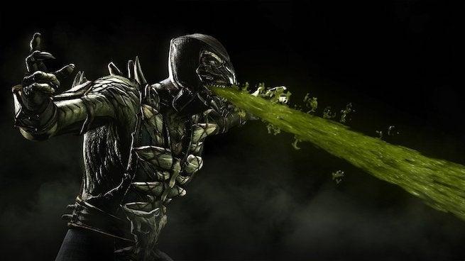 Mortal Kombat 11 Kold War Skarlet Skin Exclusive to Russian Federation