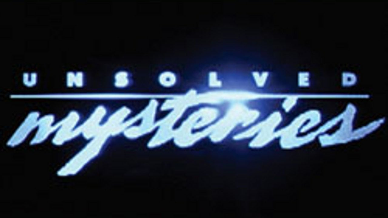 Entertainment Netflix to bring back true crime show 'Unsolved Mysteries'