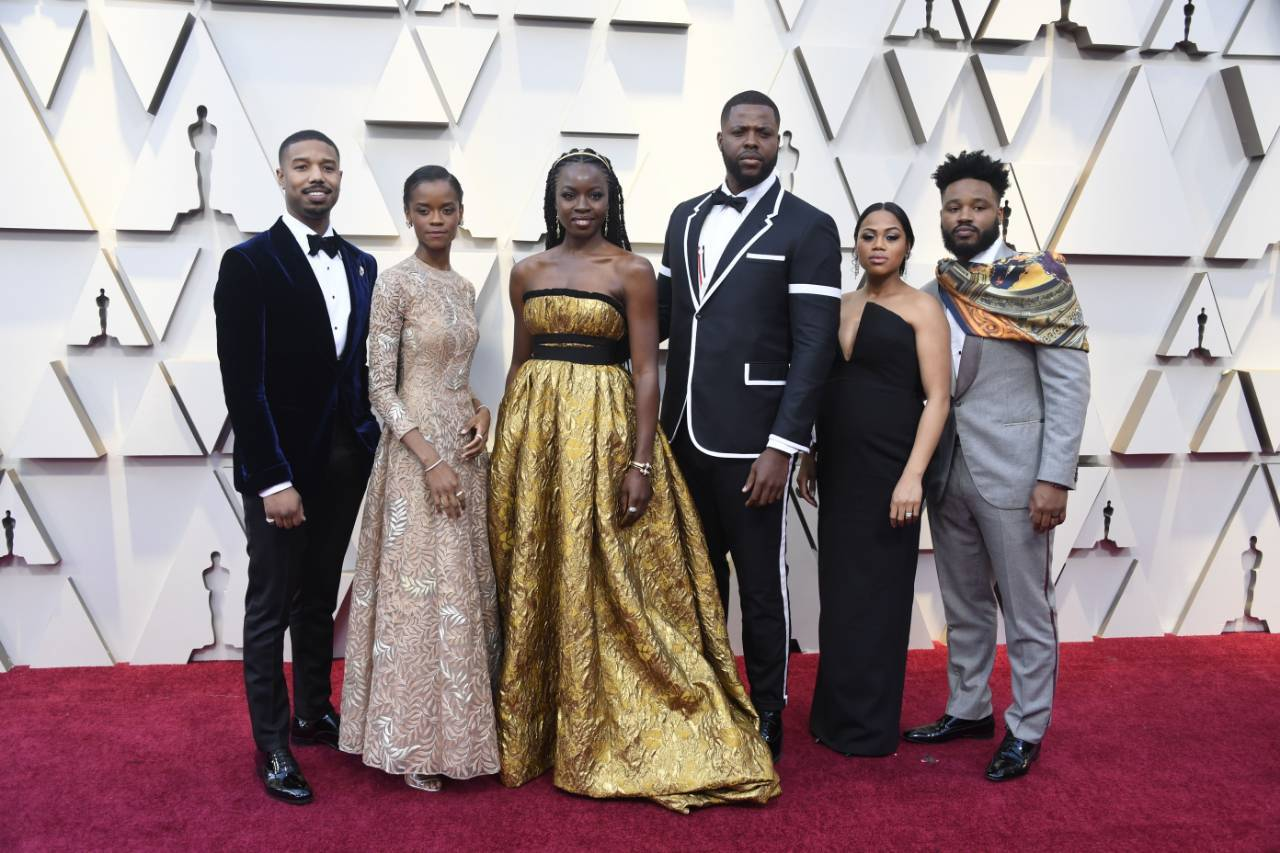 Mass. native Ruth E. Carter wins an Oscar for 'Black Panther'