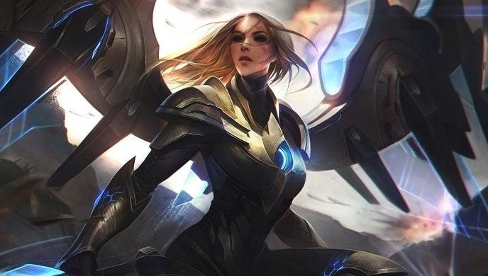 League of Legends Kayle