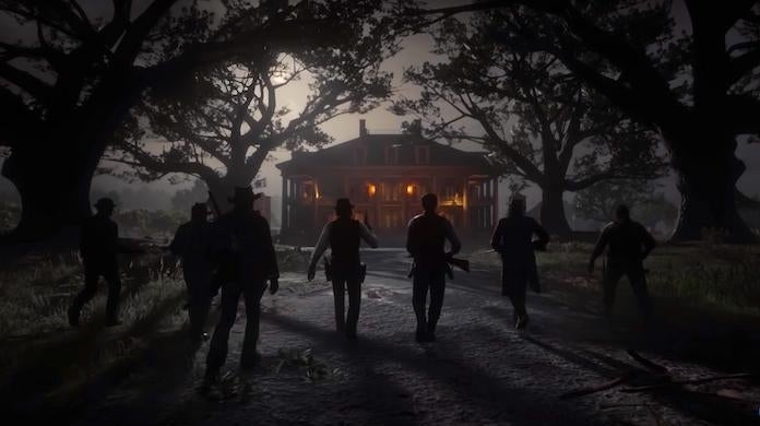 red dead remediation 2 manor