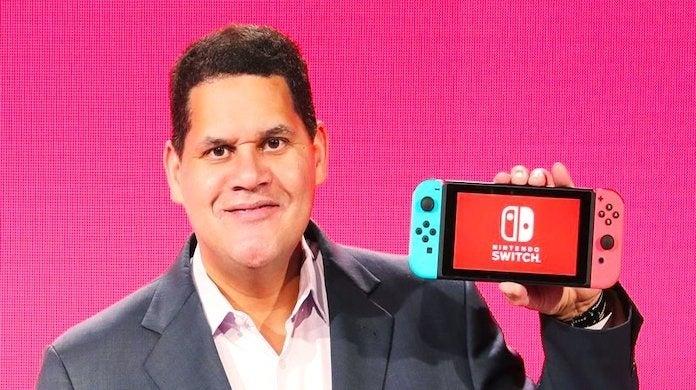 Nintendo of America President Reggie Fils-Aime Retiring After 15 Years