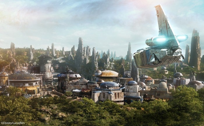 New Details Released about Batuu in Star Wars: Galaxy's Edge