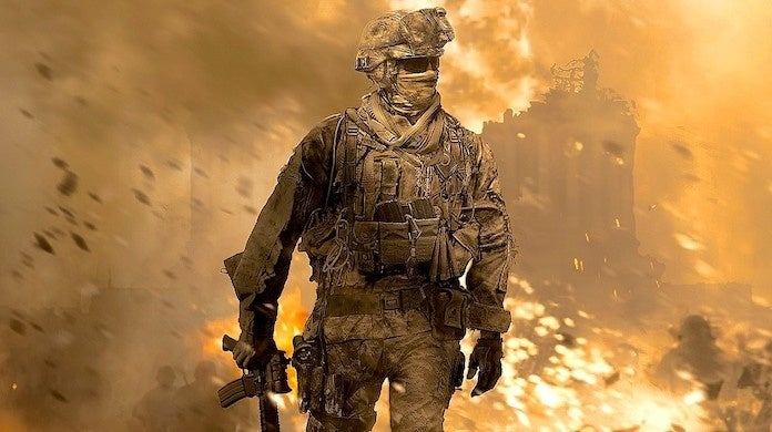 Call of Duty: Modern Warfare 2 Remastered pops up again