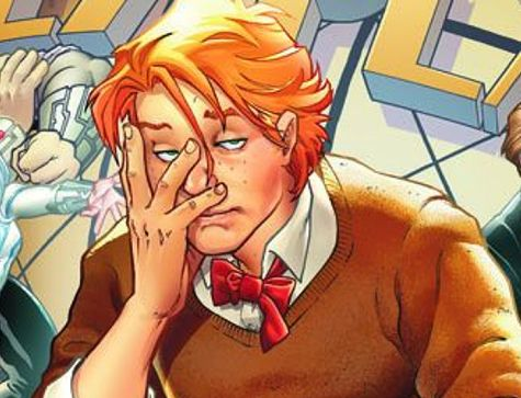 Jimmy Olsen dating Lois Lane?