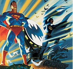 Batman And Superman Team-Up Movie
