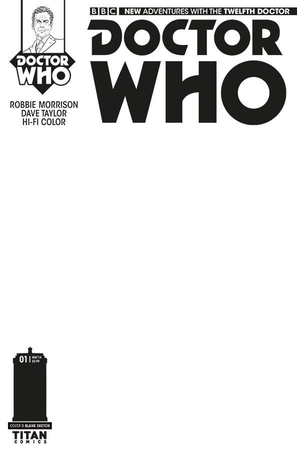 Doctor Who: The Twelfth Doctor Comic Coming From Titan