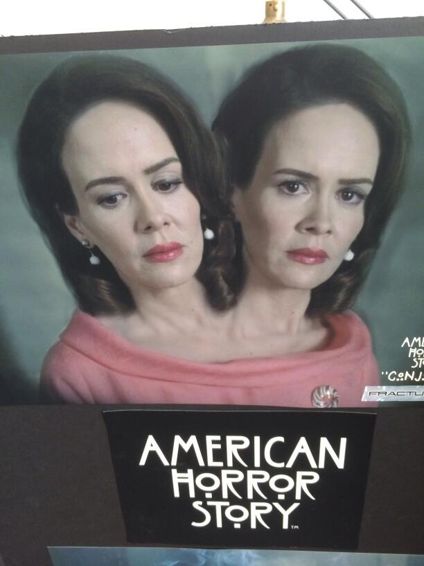 American Horror Story: Freak Show - Sarah Paulson Unveils Her Unexpected Role