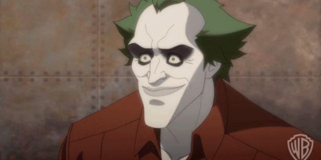 assault on arkham batman joker