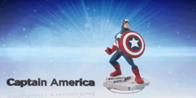 disney infinity marvel super heroes captain america