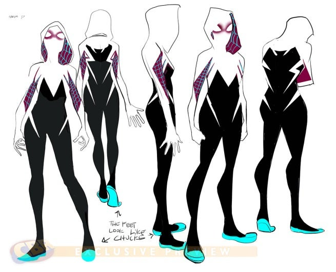 Edge Of Spider-Verse Includes Gwen Stacy: Spider-Woman ...