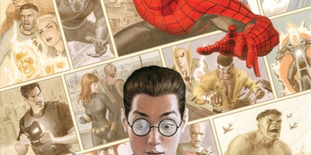 Marvel 75th Anniversary Celebration 1 Cover