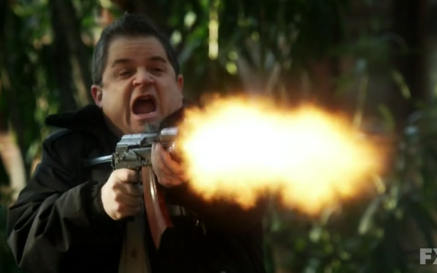 Agents of S.H.I.E.L.D. Star Patton Oswalt Hosts Family Feud In Comedy Video