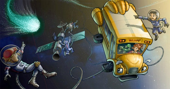 Magic School Bus Getting a Reboot From Netflix