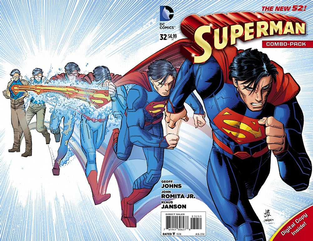 Superman 32 Review A Well Executed Slow Burn