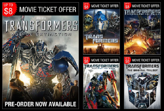 Complete The Transformers Movie Series Watch Online English Full Movies *BluRay*