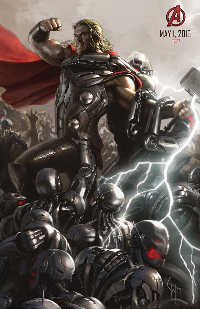 Avengers Age of Ultron Concept Art Avengers Age of Ultron is
