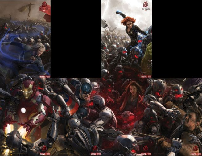 Avengers Age of Ultron Concept Art Avengers Age of Ultron