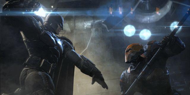 batman arkham origins android