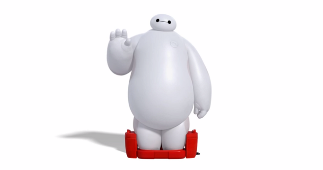 Big Hero 6 Video Introduces Baymax