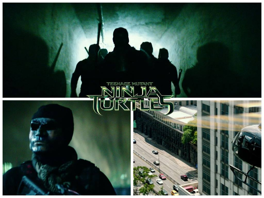 teenage mutant ninja turtles  rise of the foot clan photos