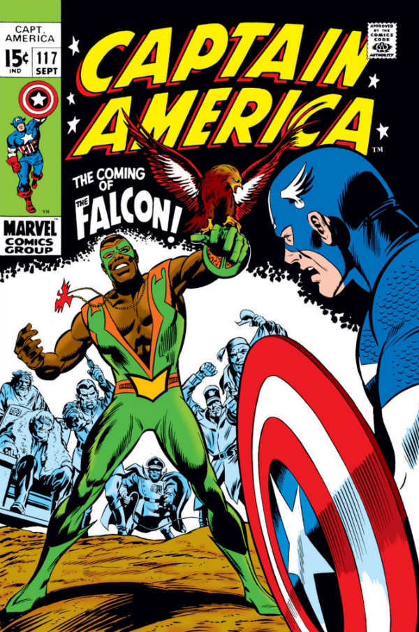 Know Your New Captain America 5 Essential Falcon Stories