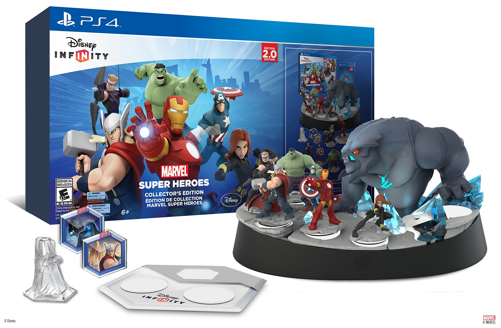 Disney Infinity Marvel Super Heroes Collector S Edition