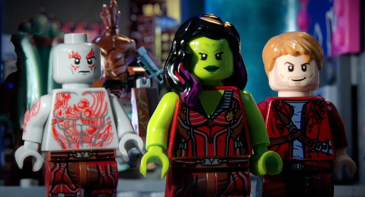 guardians of the galaxy vol 2 coloring pages - guardians of the galaxy go lego in forrest fire trailer