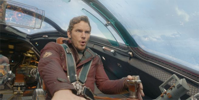 Guardians of the Galaxy Surprise Cameo