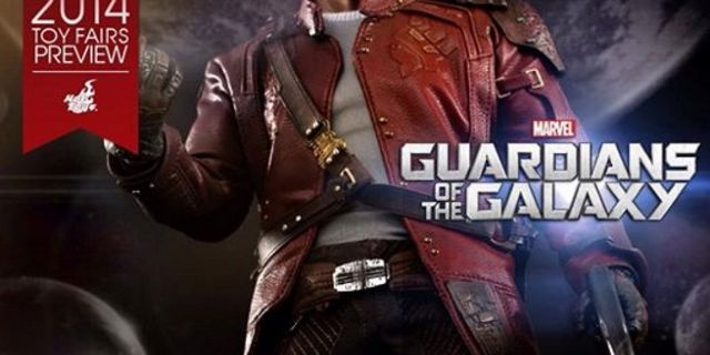 hot toys star lord guardians of the galaxy