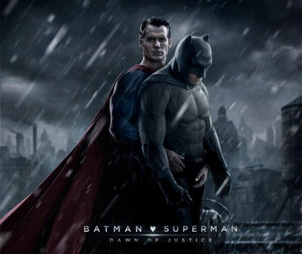 Batman V Superman Dawn Of Justices Poster Parodies Go Viral
