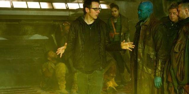 James Gunn IMAX Guardians of the Galaxy
