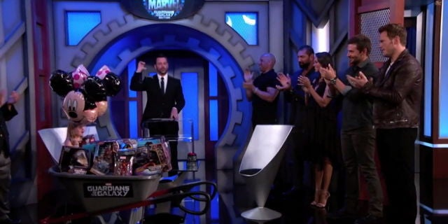 jimmy kimmel guardians of the galaxy mia