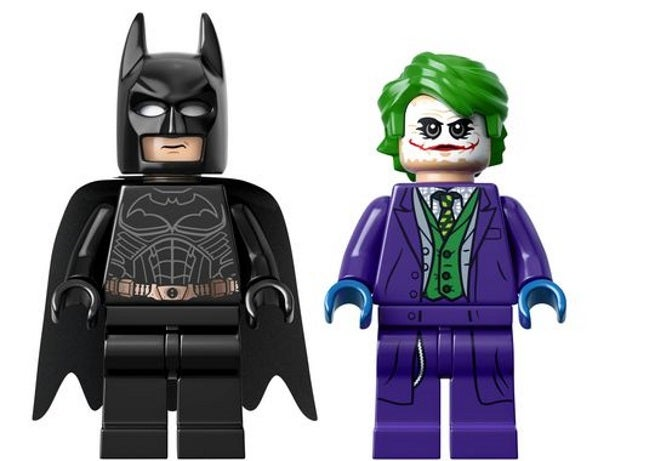 Heath Ledger's Joker To Make First Appearance In LEGO Form