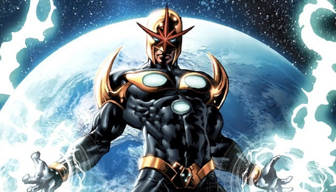 Nova Was Cut From Guardians Of The Galaxy
