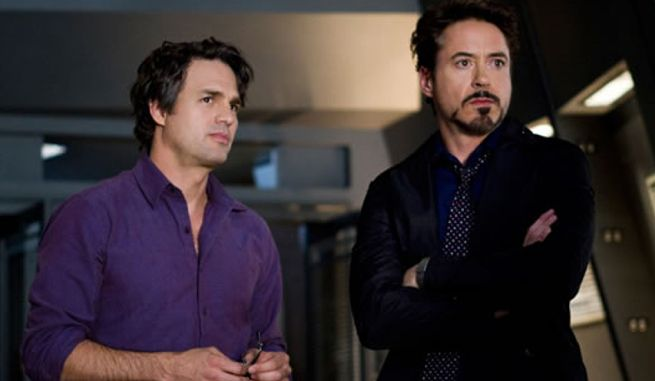 mark ruffalo promises more science bros stuff in avengers age of ultron