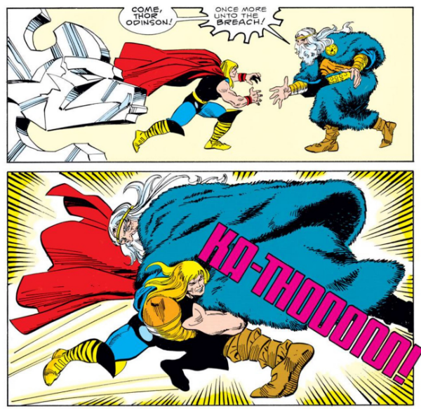 A Return To Asgard 10 Great Moments From Walt Simonsons Thor