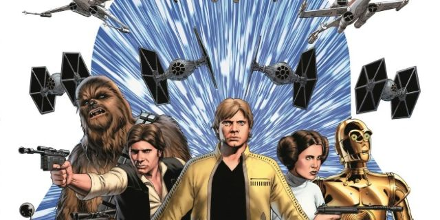 Star Wars 1 Cassaday cov