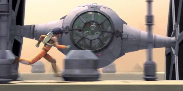 star wars rebels clip sdcc