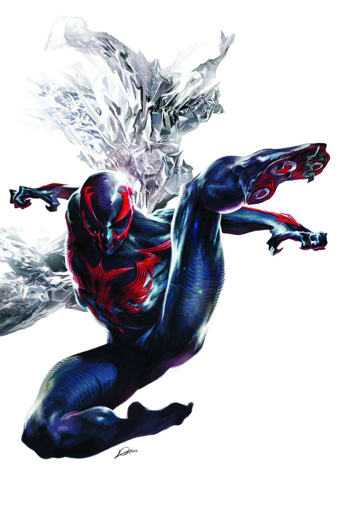 Exclusive Marvel Comics Preview: Spider-Man 2099 #2