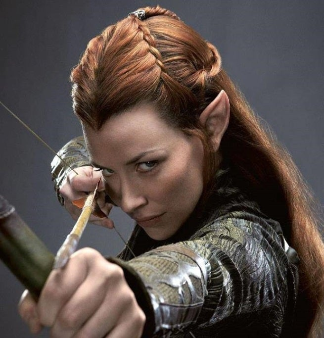 The Hobbit The Battle Of The Five Armies: Peter Jackson And Evangeline Lily Talk Creating Tauriel