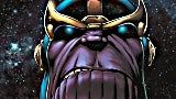 Thanos The Infinity Revelation OGN Cover