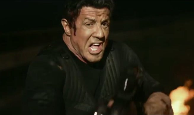 Final The Expendables 3 Trailer Released Online