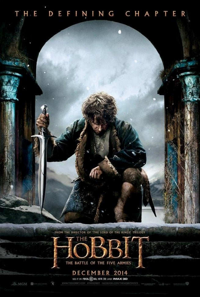 The Hobbit: The Battle of the Five Armies' Peter Jackson Talks Title Changes, Tonal Changes, And Completing His Six-Part Saga