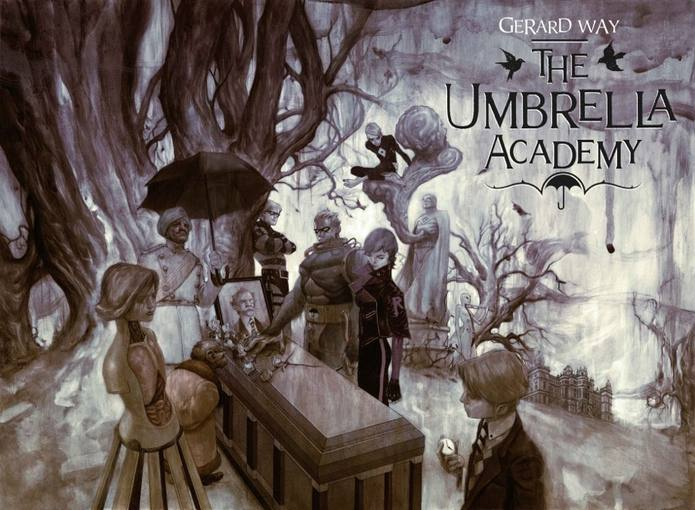 umbrella academy - photo #12