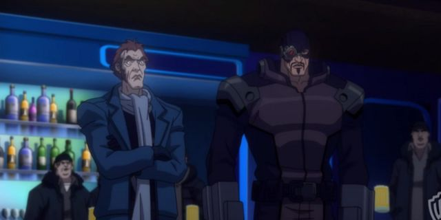 batman assault on arkham captain boomerang deadshot