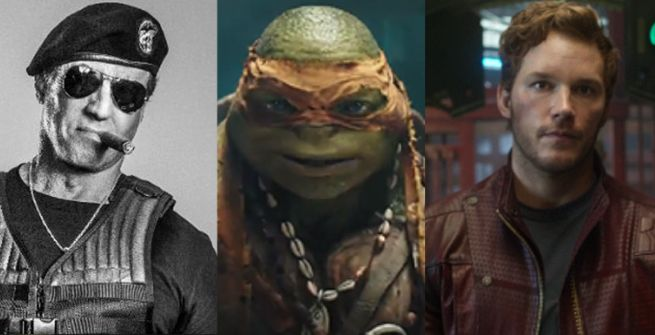 Box Office: Teenage Mutant Ninja Turtles & Guardians Of Galaxy Take Top Two Spots, The Expendables 3 Finishes Fourth