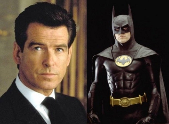 Pierce Brosnan Was Approached For Batman Role But Thought It Was A Joke