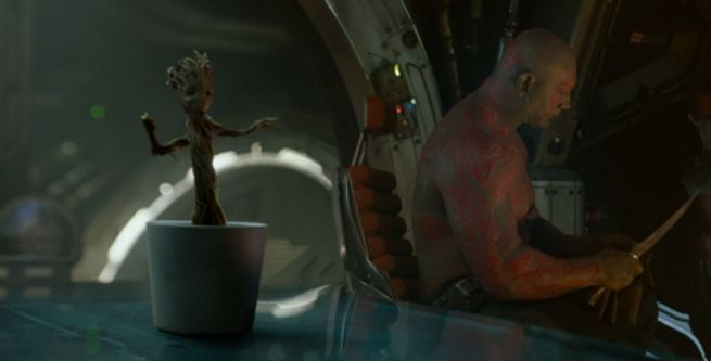 Guardians Of The Galaxy Cut Scene Reveals Why Baby Groot Hid His Dancing From Drax